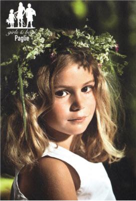 pretty nice 7b20a cc3a1 Exklusive, festliche Kindermode der deutschen Marke Paglie