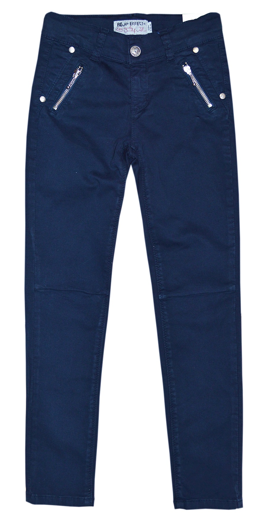 blue effect girls jeans tolle chino hose in nachtblau. Black Bedroom Furniture Sets. Home Design Ideas