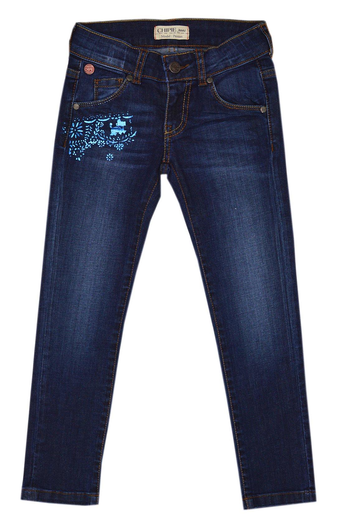 chipie jeanshosen f r m dchen coole blue jeans persian. Black Bedroom Furniture Sets. Home Design Ideas