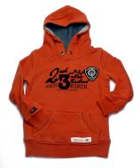 Kapuzen Hoody orange NZA