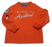 Longsleeve orange NZA