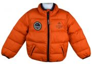 Winterjacke orange NZA