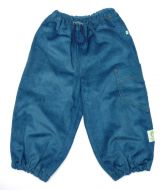 Hose Torek in aqua-blau von bubble.kid Berlin