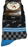 Arrows Socks schwarz